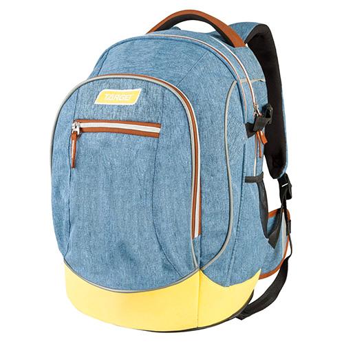Studentský batoh Target Žluto-modrý