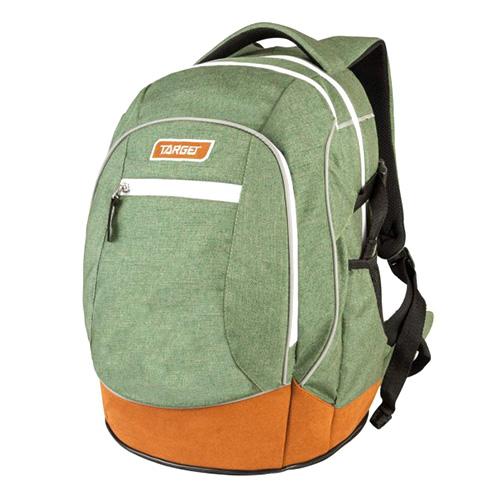 Studentský batoh Target Oranžovo-zelený