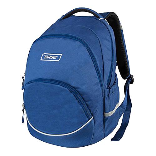 Studentský batoh Target Modrý