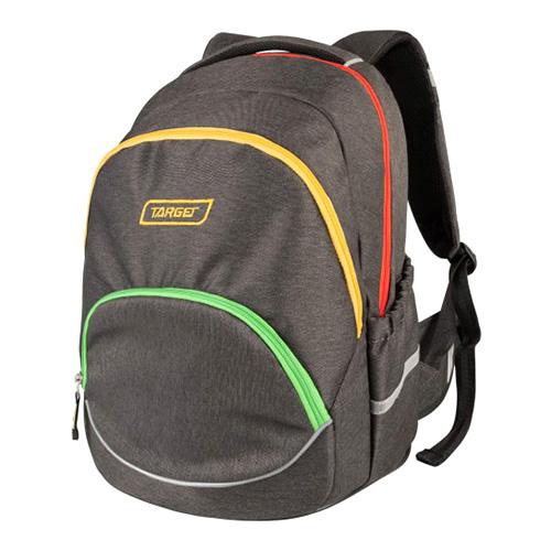 Studentský batoh Target Tmavě šedý