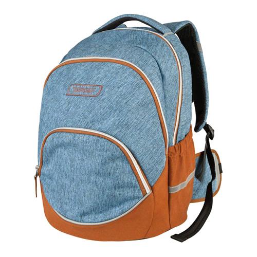 Studentský batoh Target Modro-oranžový