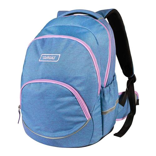 Studentský batoh Target Světle modrý