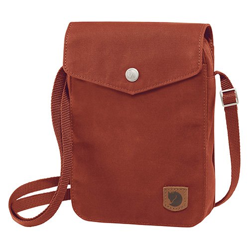 Fjällräven Greenland Pocket Cabin Red | 321 | One size
