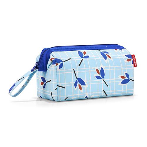 Kosmetická taška Reisenthel Modré listy | travelcosmetic