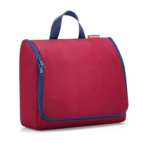 Cestovní toaletní taška Reisenthel Tmavý rubín   toiletbag XL