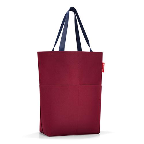 Nákupní taška Reisenthel Tmavý rubín | cityshopper 2