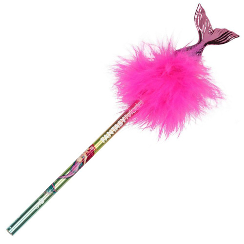Tužka Fantasy Model ASST Růžové chmýří, rybí ocas