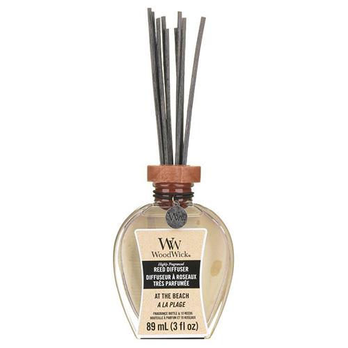 Aroma difuzér WoodWick Na pláži, 89 ml