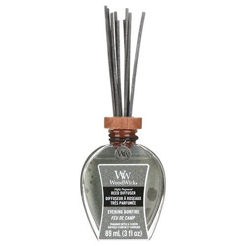Aroma difuzér WoodWick Večer u táboráku, 89 ml