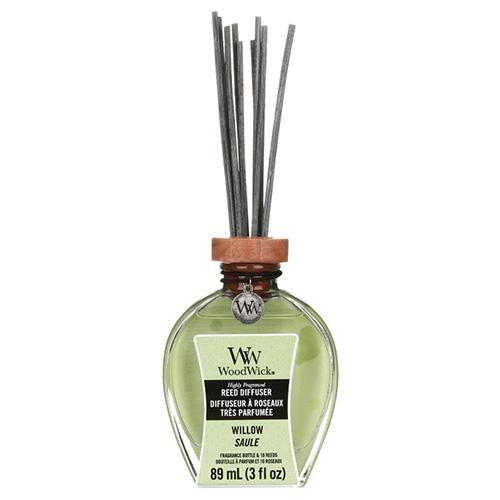 Aroma difuzér WoodWick Vrbové květy, 89 ml