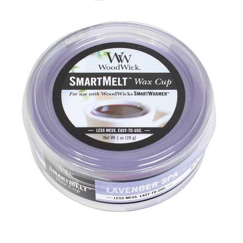 Vonný vosk WoodWick Levandulová lázeň, 28 g
