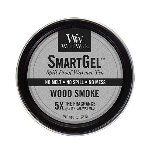 Vonný gel WoodWick Kouř z cedrového dřeva, 28 g