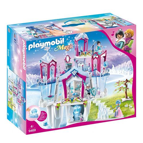 Křišťálový palác Playmobil Křišťálový palác, 266 dílků