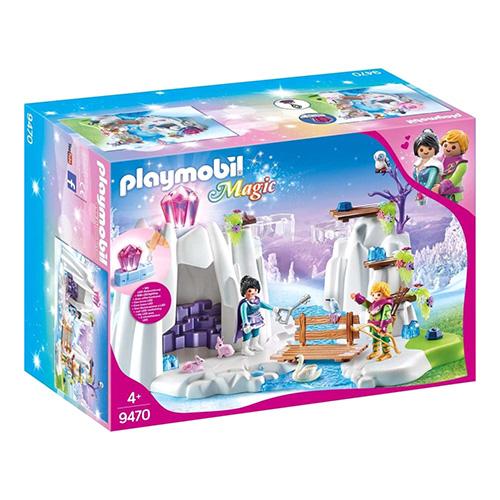 Hledání křišťálu lásky Playmobil Křišťálový palác, 77 dílků