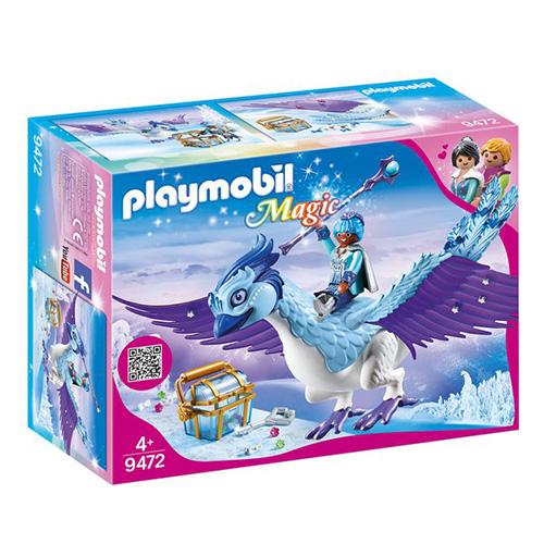Bájný pták Fénix Playmobil Křišťálový palác, 45 dílků