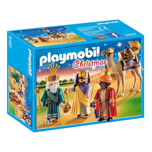 Tři králové Playmobil Vánoce, 58 dílků