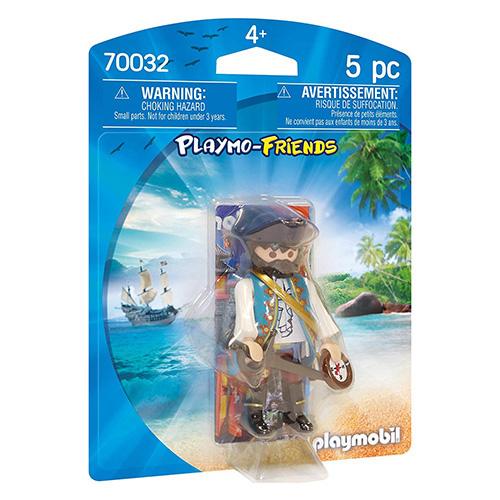 Pirát Playmobil Piráti, 5 dílků