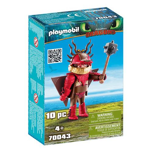 Snoplivec v létacím plášti Playmobil Jak vycvičit draka, 10 dílků