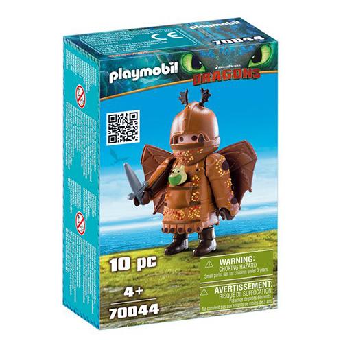Rybinoha v létacím plášti Playmobil Jak vycvičit draka, 10 dílků