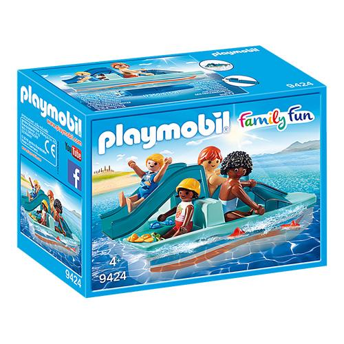 Šlapadlo Playmobil Prázdniny, 15 dílků