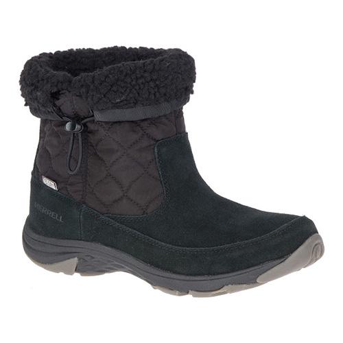 Boty Merrell Approach Nova Bluff Wp Ženy | Dámské Boty | Dámské módní boty | Černá | 40