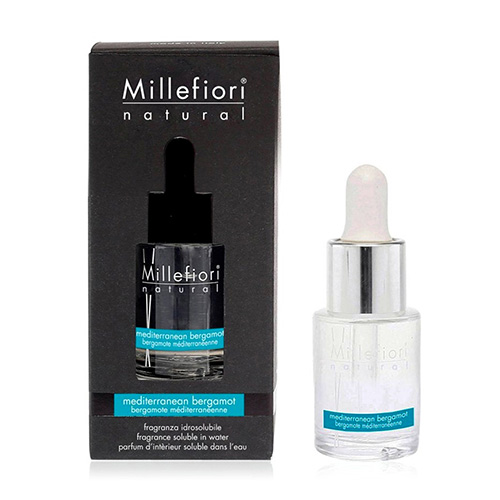 Aroma olej Millefiori Milano Natural, 15ml/Středomořský bergamot