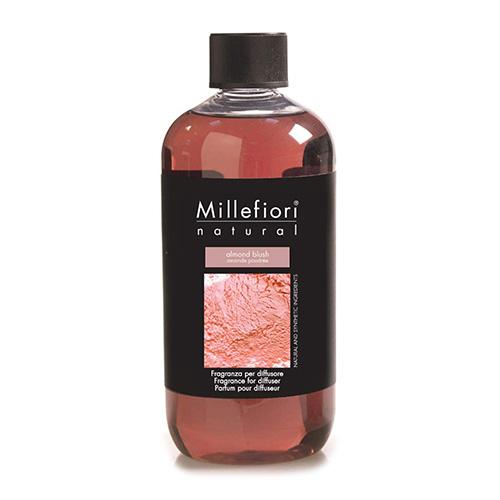 Náplň do difuzéru Millefiori Milano Natural, 500ml/Mandlový prášek