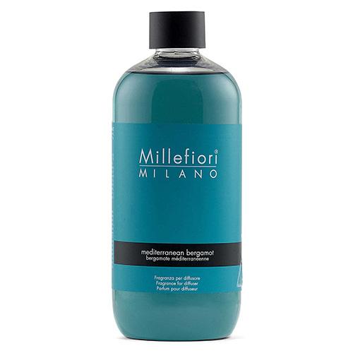 Náplň do difuzéru Millefiori Milano Natural, 250ml/Středomořský bergamot