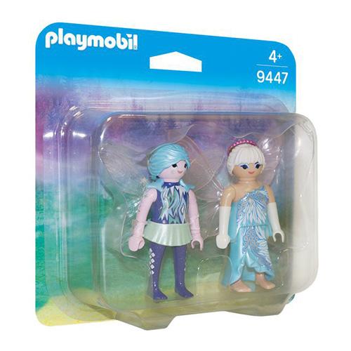 Duo Pack Zimní víly Playmobil Víly a jednorožci, 10 dílků