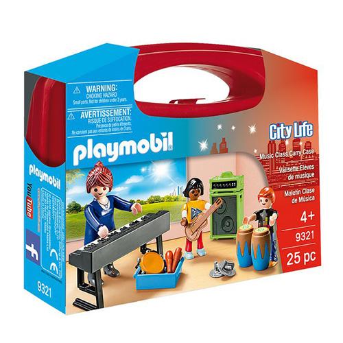 Hodina hudební výchovy Playmobil Škola, 25 dílků