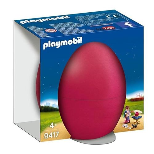 Věštkyně, vajíčko Playmobil Římané a Egypťané, 15 dílků