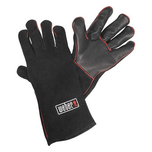Kožené grilovací rukavice Weber Kožené, 1 pár