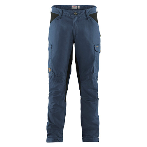 Fjällräven Kaipak Trousers M Uncle Blue-Dark Grey | 520-030 | 50