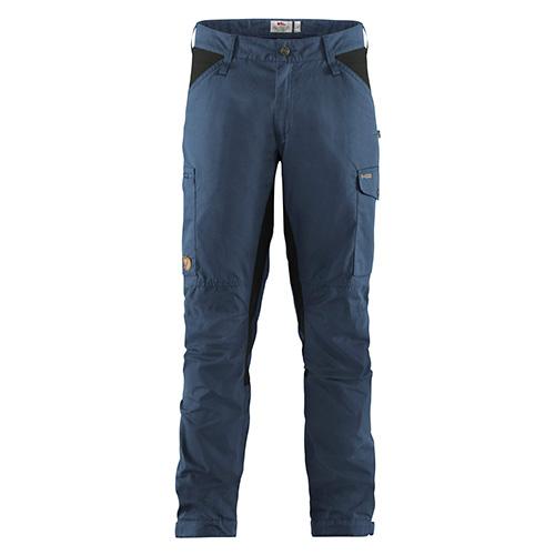 Fjällräven Kaipak Trousers M Uncle Blue-Dark Grey | 520-030 | 52