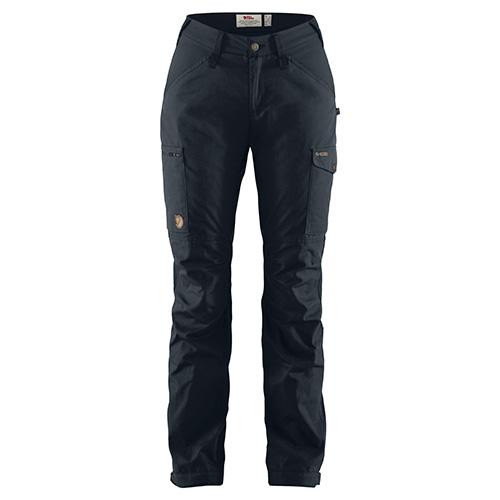 Fjällräven Kaipak Trousers Curved W Dark Navy | 555 | 40