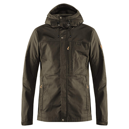 Fjällräven Kaipak Jacket M Dark Olive | 633 | XL
