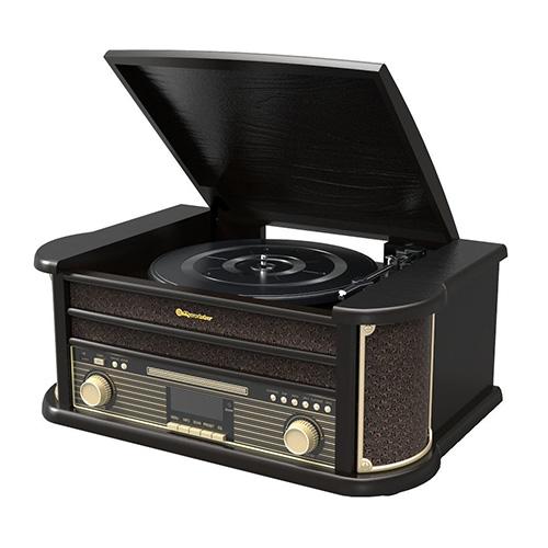 Gramofon s CD Roadstar HIF-1898D+BT