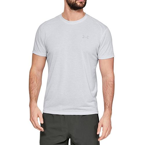 Tričko Under Armour Streaker 2.0 Shortsleeve-Gry Muži | Pánská Trička | Pánská Trička s Krátkým Rukávem | Šed