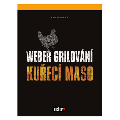 Kniha Weber Kuřecí maso CZ