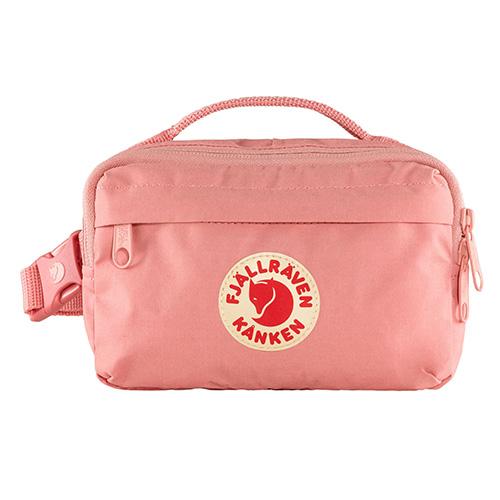 Fjällräven Kanken Hip Pack Pink | 312 | One size