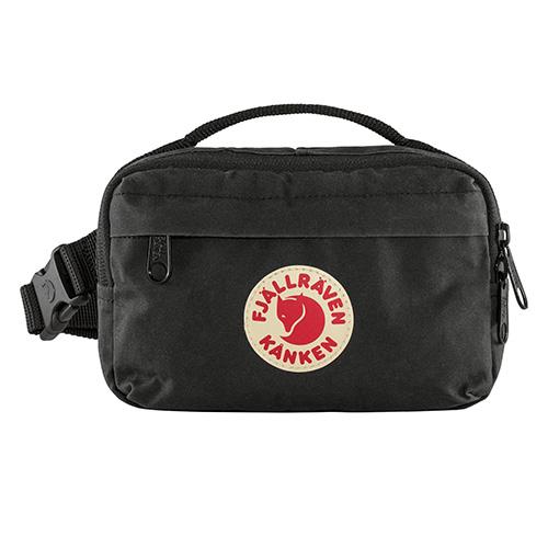 Fjällräven Kanken Hip Pack Black | 550 | One size