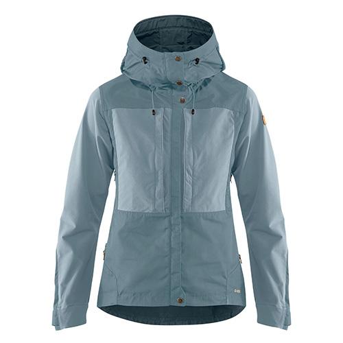 Fjällräven Keb Jacket W Clay Blue-Mineral Blue | 563-562 | L