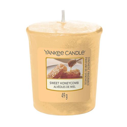 Svíčka Yankee Candle Sladká plástev, 49 g