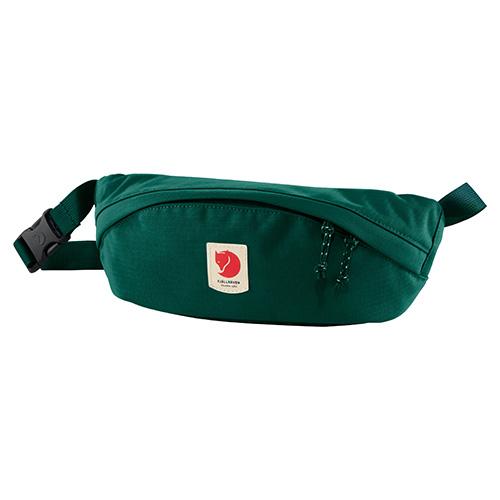 Fjällräven Ulvö Hip Pack Medium Peacock Green | 665 | One size