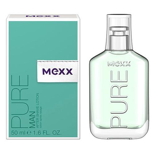Voda po holení Mexx Pure Man, 50 ml