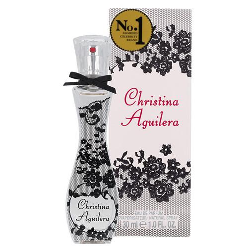Parfémová voda Christina Aguilera s rozprašovačem, 30 ml