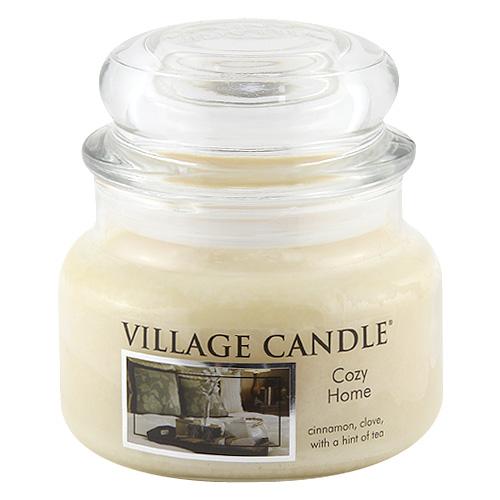 Svíčka ve skleněné dóze Village Candle Útulný domov, 312 g