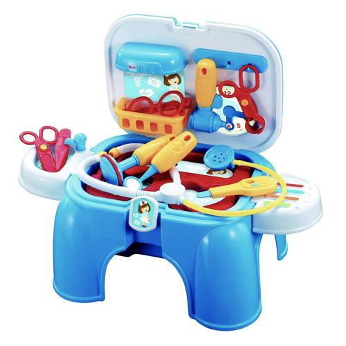 Doktorská židlička Plastica Plastový set, 15 ks