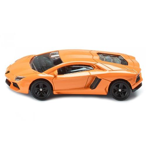 Sportovní auto SIKU Lamborghini Aventador, žlutý