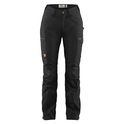 Fjällräven Kaipak Trousers Curved W Black | 550 | 36